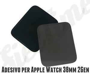 COLLA RIPARAZIONE APPLE WATCH 38 mm 2 GEN ADESIVO PER MONTAGGIO DISPLAY LCD