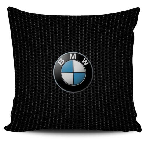 Cool BMW Black Pillow Cover Cushion Sofa Case Home Decor