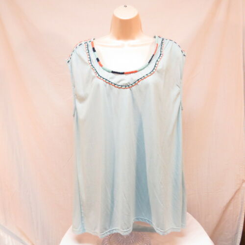 Shirt And Peach Lace Back Xxl Nwt Baby Blue Size Cruel qfT0wU