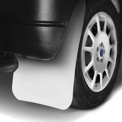 MF3 Grand Large Blanc Opaque boue rabats splash guards Fits Subaru XV