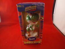 Yoshi Bobblehead Nintendo Toysite Bobble Head Figure Yoshii w/ Box