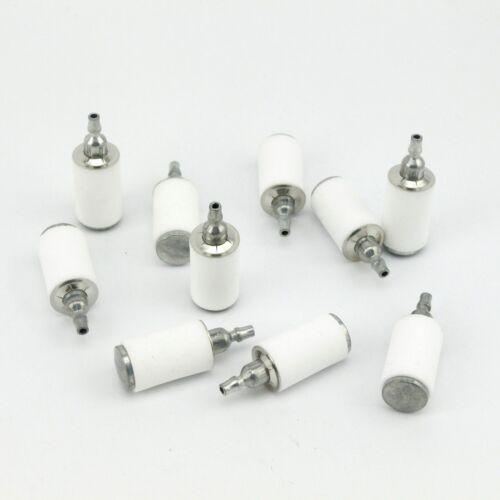 10X Fuel Filter for Husqvarna Trimmer String Line 530095646 Rep 125L 128CD NEW