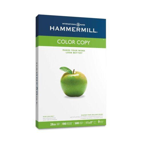 Color Copy Digital 100 Bright 28lb 500 ... Ledger 11 x 17 Hammermill Paper