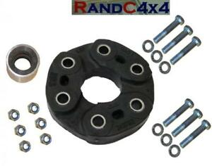 Land-Rover-Discovery-1-amp-2-Rear-Prop-shaft-GKN-Rubber-Coupling-Doughnut-Kit