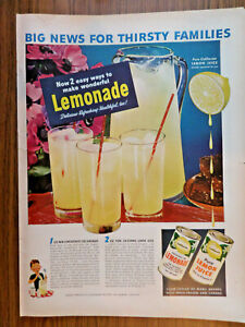 1952-California-Lemonade-Juice-Ad-Bigs-News-for-Thirsty-Families