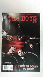 THE-BOYS-1-1st-Printing-Garth-Ennis-Amazon-Prime-2006-DC-Wildstorm