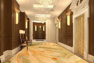 3D Marble Pattern 627 Floor WallPaper Murals Wall Print 5D AJ WALLPAPER AU Lemon
