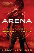 Arena by Holly Jennings Paperback Book (English)