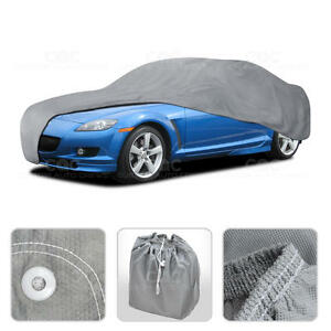 Mazda RX8 Car Cover Breathable UV Protect Indoor Outdoor