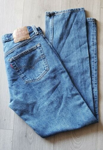 501 Levis Jeans 32X32 button fly used