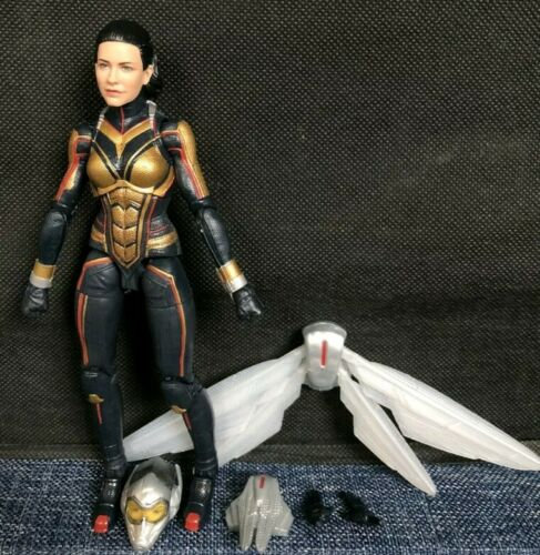 """Marvel Legends Ant-Man and the Wasp MCU The Wasp Cull obsidian wave LOOSE 6/"""""""