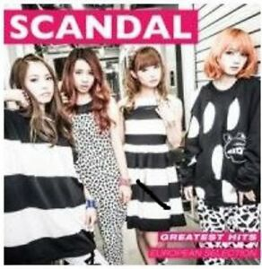 Scandal-Greatest-Hits-European-Selection-New-CD-UK-Import