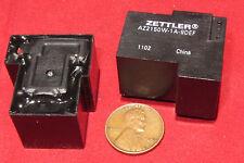 2 pcs American Zettler Mini Power Relay AZ2150W-1A-9DEF 9V DC 30A 277V AC SPST D