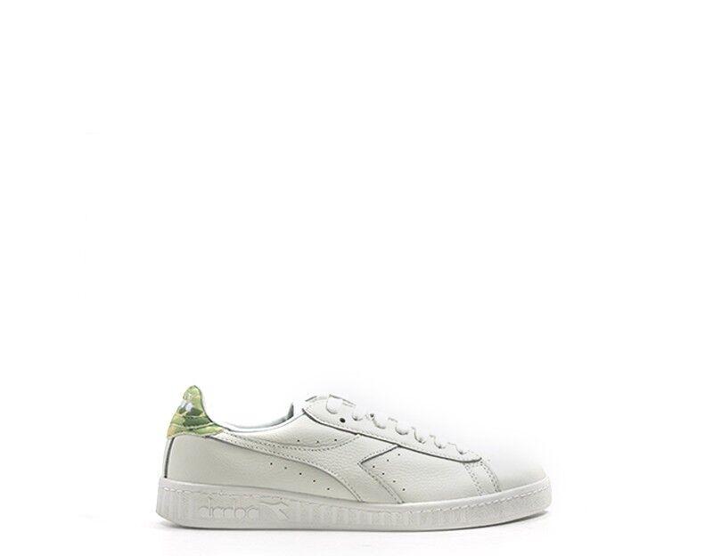 shoes DIADORA 2.0 men SNEAKERS  BIANCO Pelle naturale 171856-70201S
