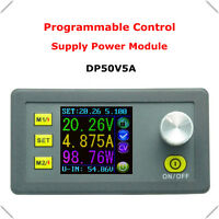 RD DP50V5A Programmable Power Supply module LCD color display voltage conveter