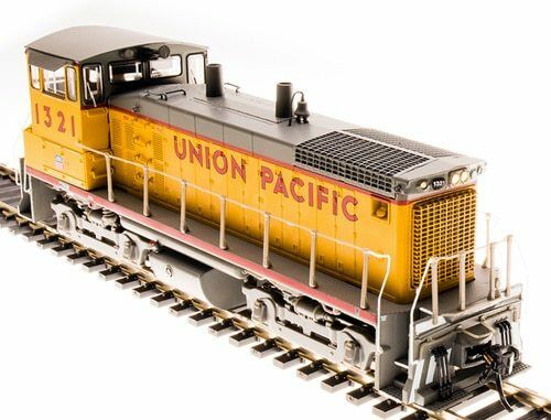 Broadway Limited 5461 HO Union Union Union Pacific EMD SW1500  1321 55daaf
