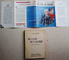 Ni L'un ni l'autre C PRERYME & M GOURLIER éd SPES Col Jamborée 1957