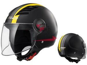 751.305625311s Helm Ls2 Of562 Airflow Metropole-s Ein BrüLlender Handel Auto & Motorrad: Teile Helme