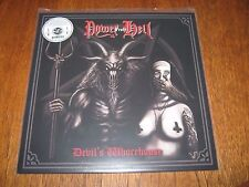 """POWER FROM HELL """"Devil's Whorehouse"""" LP  midnight nunslaughter"""