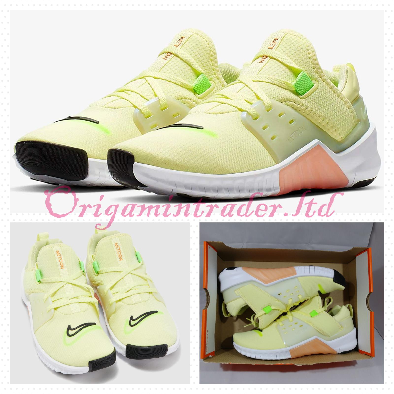 Nike Wmns Free Metcon 2 AMP 'Luminous Grün' CI1753-301