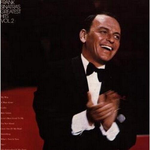 CD Album Frank Sinatra Frank Sinatra`s Greatest Hits Volume 2 (My Way, Cycles)