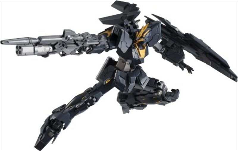 ROBOT SPIRITS Gundam UC [SIDE MS] Banshee Unicorn Mode Action Figure Bandai
