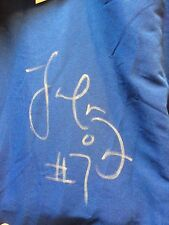 LA Clippers Lamar Odom #7 Signed Champion SZ 50 Jacket NBA 98-99 Autographed