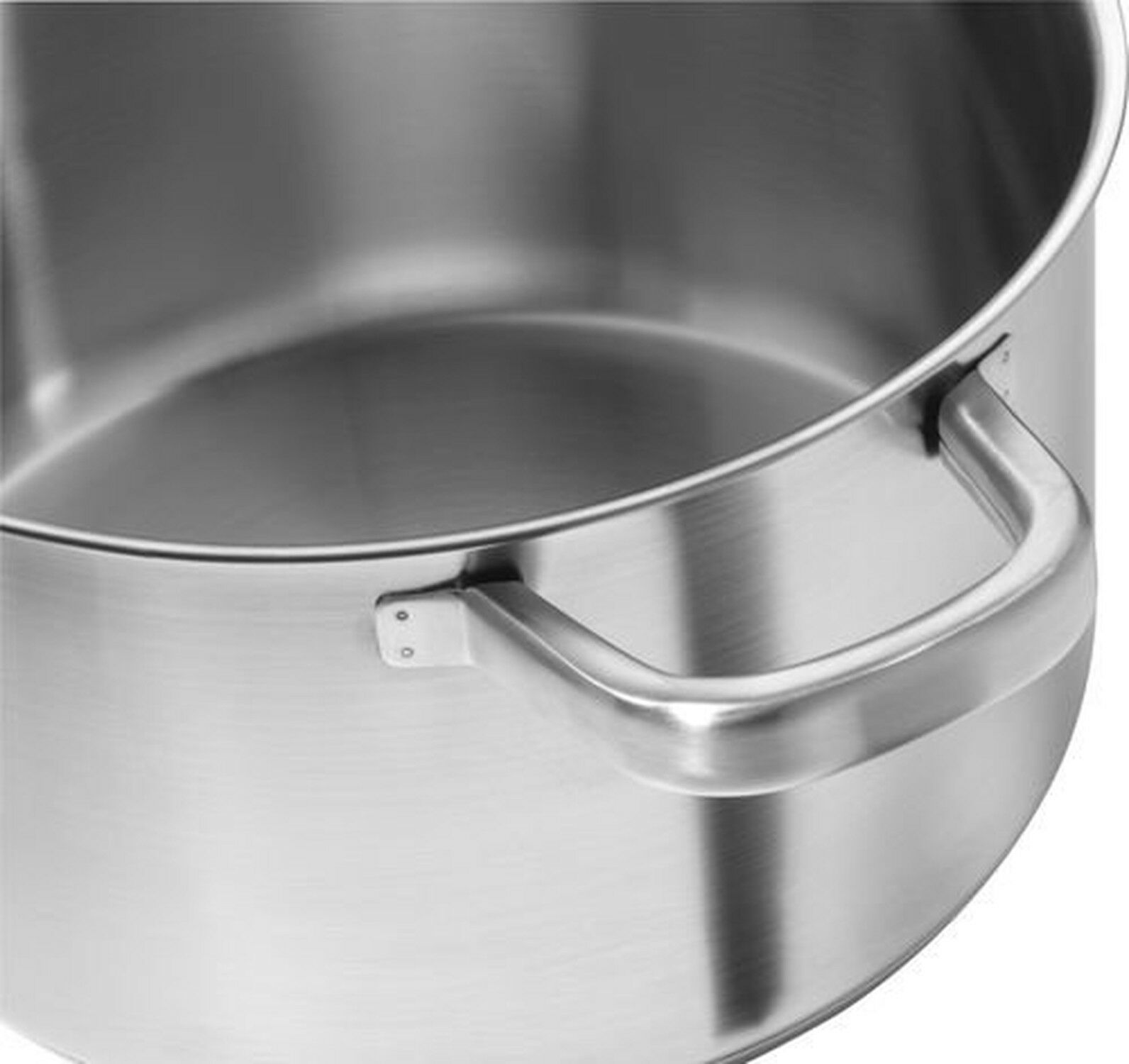 Zwilling Joy Acier Inoxydable Cookware Cookware Inoxydable Set, argent, 3 pièces 3 pièces a1aab1