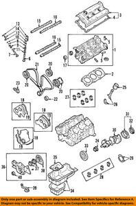KIA OEM 02-05 Sedona-Valve Cover Gasket 2244139810 | eBay