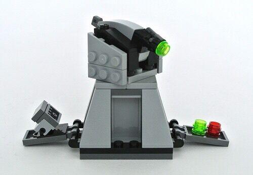 Lego star Wars force Awakens Turret