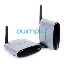 A06 Neu Wireless AV Transmitter System Adapter FULL HD  2,4G Funk AV HD TV