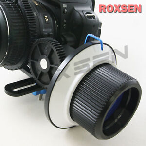 DSLR-Follow-Focus-F2-for-15mm-Rod-Support-Video-Camera-with-1-4-034-camera-bracket