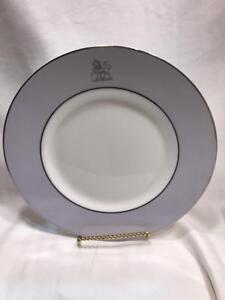 Vera Wang Purple Unicorn Platinum Accent Salad Plate by Wedgwood New Made UK