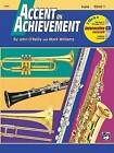 Accent on Achievement, Bk 1: Flute, Book & CD by John O'Reilly, Mark Williams (Paperback / softback, 1997)