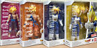 Bandai S.H Figuarts Dragonball Z Super Saiyan Son Gohan, Son Goku, Vegeta,Trunks