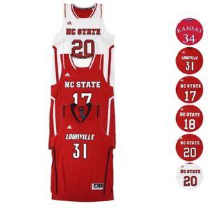 NCAA-Adidas-Replica-Basketball-Jersey-Collection-Men-039-s