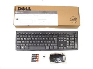 dell km632 wireless cordless keyboard and mouse set combo kit turkish layout new ebay. Black Bedroom Furniture Sets. Home Design Ideas