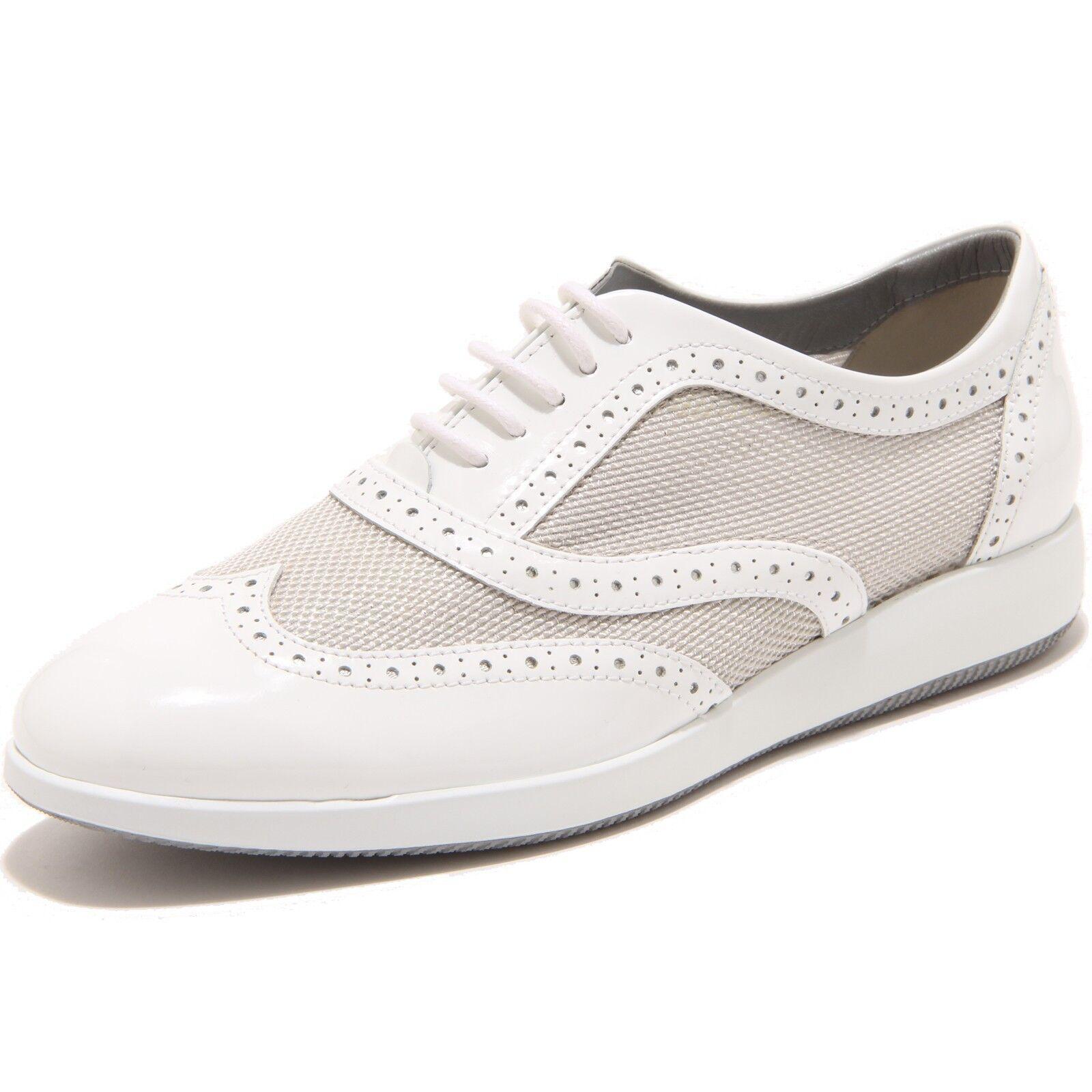 89834 francesina HOGAN H209 DRESS XL BUCATURE scarpa donna Scarpe Donna