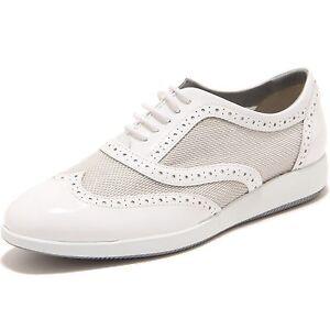 Details about 89834 francesina HOGAN H209 DRESS XL BUCATURE scarpa donna shoes women