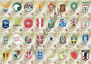 Mexico Emblem Mexico Panini WM 2018 World Cup Russia Sticker 452