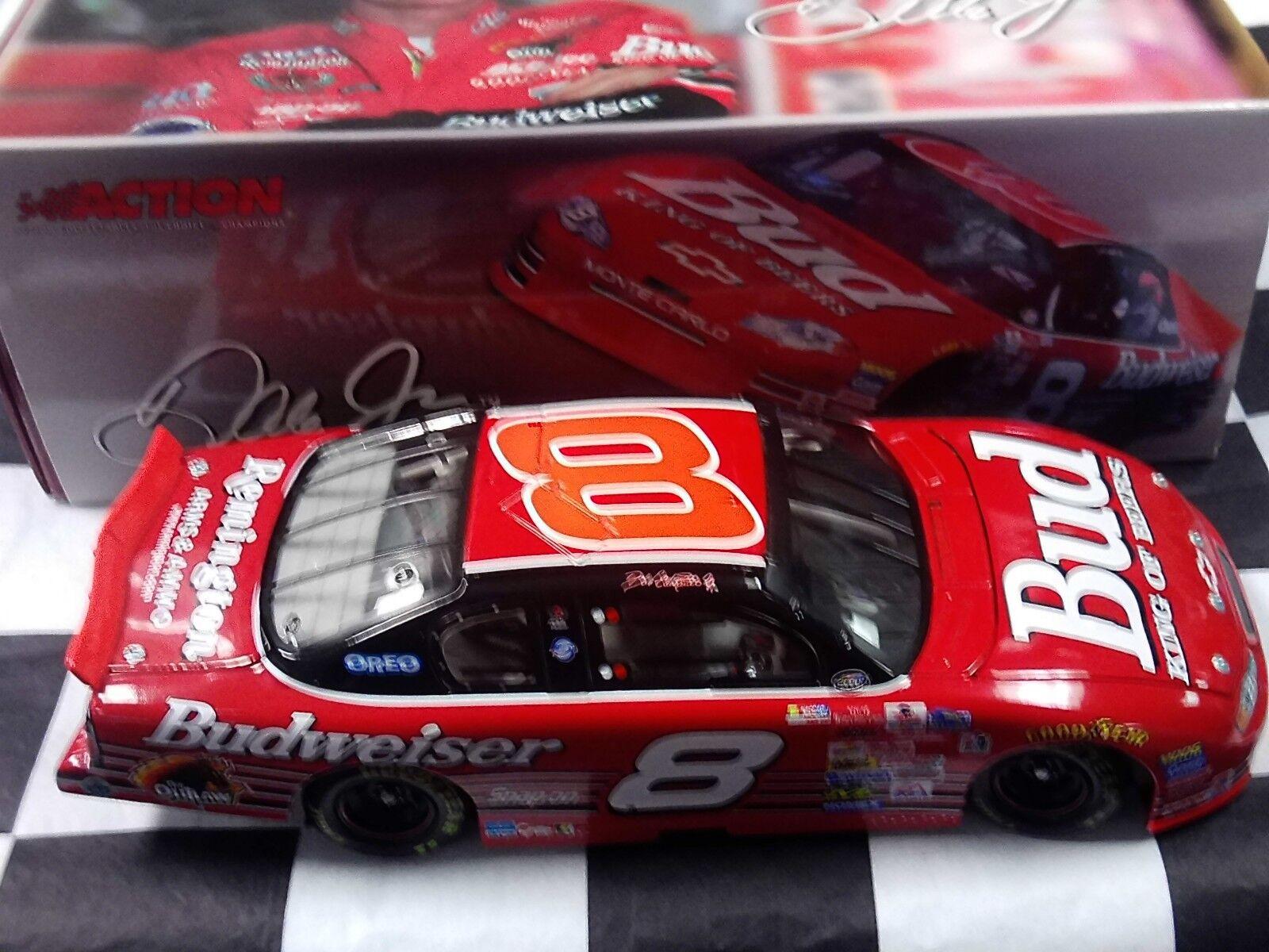 Dale Dale Dale Earnhardt Jr  8 Budweiser Richmond Race 2003 acción 1 24 Nuevo en Caja Nascar 104919 260248