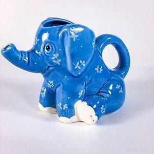 Blue elephant coffee creamer server ebay for Table top jocel jf 85