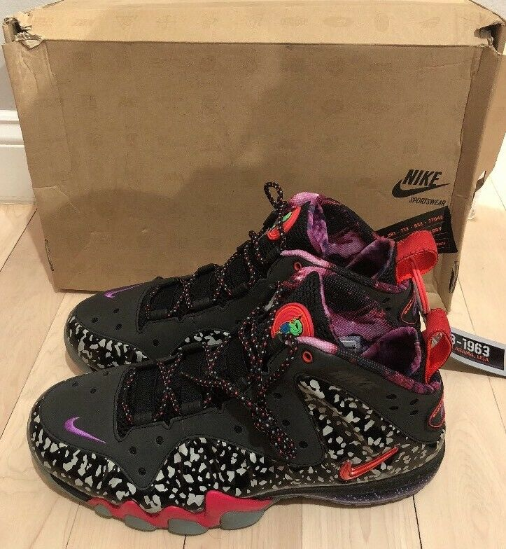 Nike barkley posite max prm - cb34 sz 10,5 cb34 - 100% authentische 588527-060 all - star 616c58