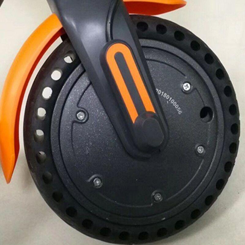 AMMORTIZZATORE solido Hollow pneumatico pneumatico per XIAOMI mijia M365 scooter elettrico