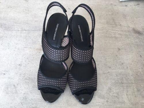 Emporio Super euro Armani 2 35 Sandals Sz Size Sexy 5 TT57rqw1x