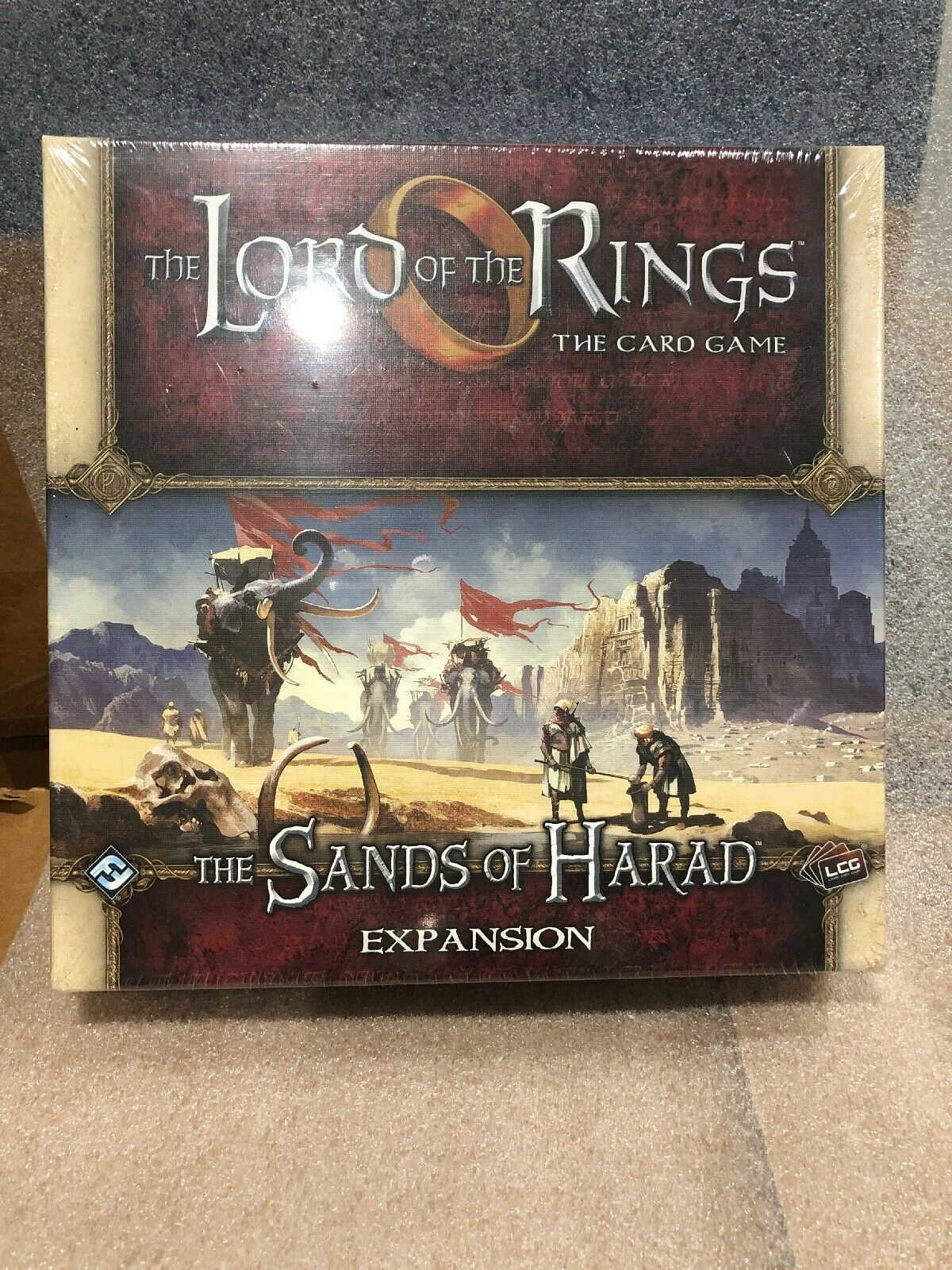 The Lord Of The Rings - The Sands Of Harad Expansion FFG