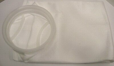 PP G2P10-Q Fulflo Filter Bag 160 gpm 10m Parker Felt