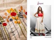 latest Indian Pakistani Bollywood Designer style Womens plazo Pants KL PL 73