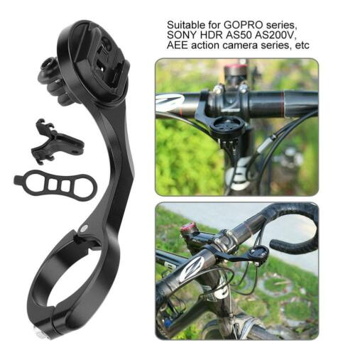 Bike Bicycle Bracket Holder Handle Bar GPS Computer Mount For Garmin Edge GPS SD