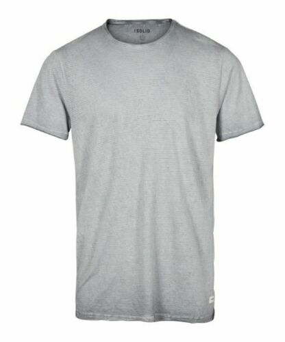 T-SHIRT !SOLID HACKETT GRIS HOMME
